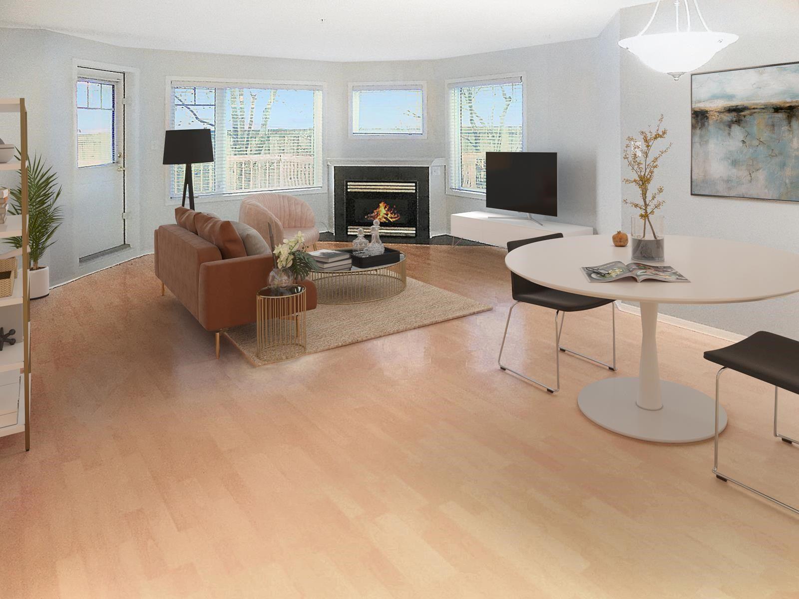 Main Photo: 104 8909 100 Street in Edmonton: Zone 15 Condo for sale : MLS®# E4246923