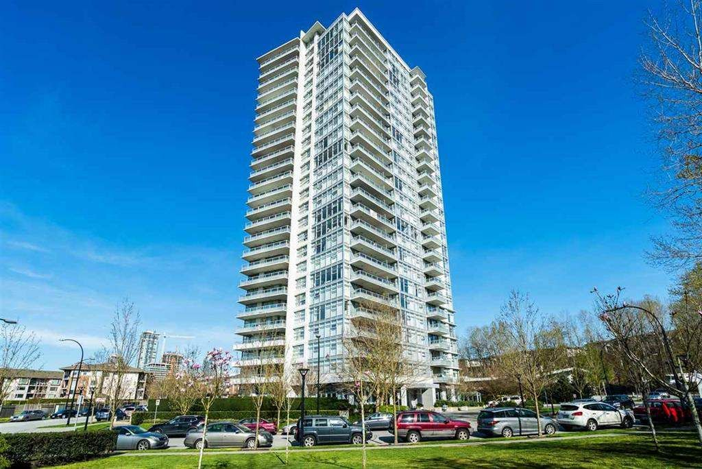 Main Photo: 2606 2289 YUKON CRESCENT in Burnaby: Brentwood Park Condo for sale (Burnaby North)  : MLS®# R2139053