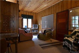 Photo 2: 63 Point Road in Grand Beach: Grand Beach Provincial Park Residential for sale (R27)  : MLS®# 1723830