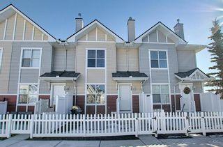Photo 1: 3326 New Brighton Gardens SE in Calgary: New Brighton Row/Townhouse for sale : MLS®# A1077615