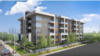 "Photo 1: 304 11917 BURNETT Street in Maple Ridge: East Central Condo for sale in ""The Ridge"" : MLS®# R2546191"