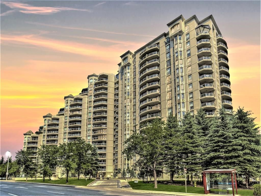 Main Photo: 502 1108 6 Avenue SW in Calgary: Downtown West End Apartment for sale : MLS®# A1124949