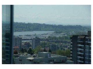 """Photo 2: 1506 739 PRINCESS Street in New Westminster: Uptown NW Condo for sale in """"THE BERKLEY"""" : MLS®# V825590"""
