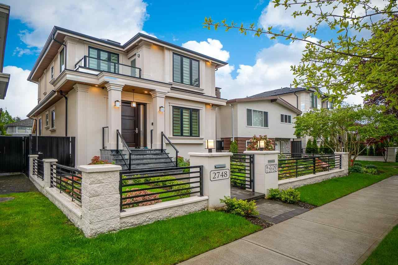 Main Photo: 2748 W 22ND Avenue in Vancouver: Arbutus House for sale (Vancouver West)  : MLS®# R2576933