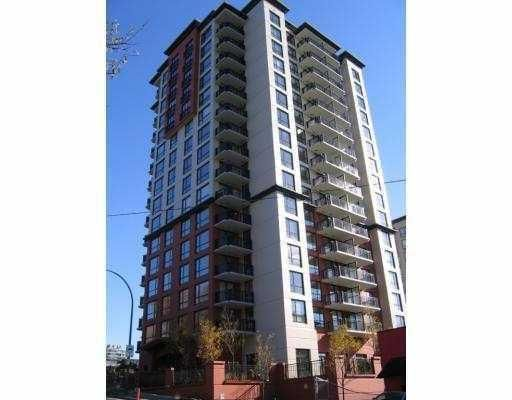 Main Photo: 1107 813 AGNES Street in New_Westminster: Downtown NW Condo for sale (New Westminster)  : MLS®# V768425
