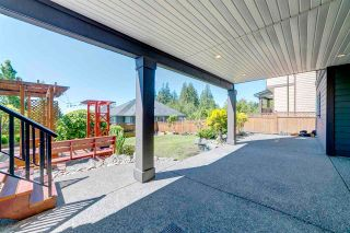 Photo 34: 3402 HARPER Road in Coquitlam: Burke Mountain House for sale : MLS®# R2586866