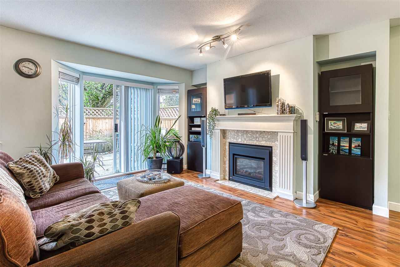 """Photo 3: Photos: 6 1215 BRUNETTE Avenue in Coquitlam: Maillardville Townhouse for sale in """"Place Fountaine Bleu"""" : MLS®# R2407958"""