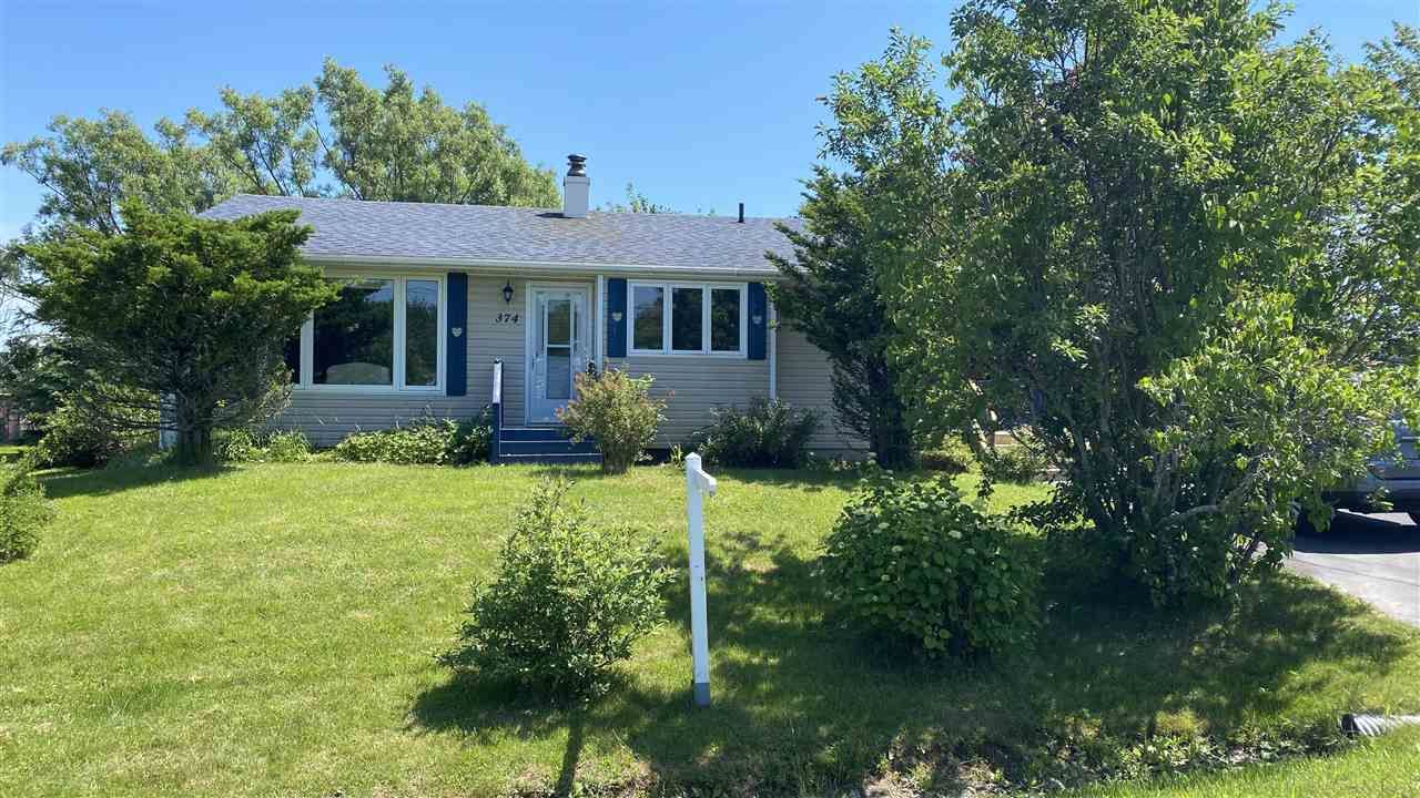 Main Photo: 374 Welsford Street in Pictou: 107-Trenton,Westville,Pictou Residential for sale (Northern Region)  : MLS®# 202013839