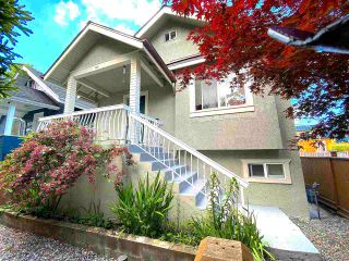 Photo 1: 3529 PRINCE ALBERT Street in Vancouver: Fraser VE House for sale (Vancouver East)  : MLS®# R2584792