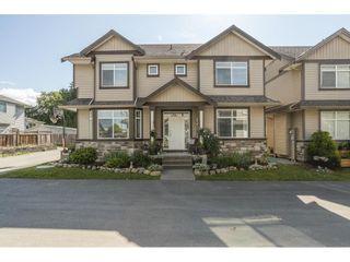 "Photo 1: 5 11962 236 Street in Maple Ridge: Cottonwood MR House for sale in ""DEWDNEY LANE"" : MLS®# R2590267"