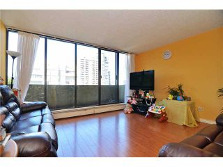 """Photo 7: 1202 4105 MAYWOOD Street in Burnaby: Metrotown Condo for sale in """"TIMES SQUARE"""" (Burnaby South)  : MLS®# V1023881"""