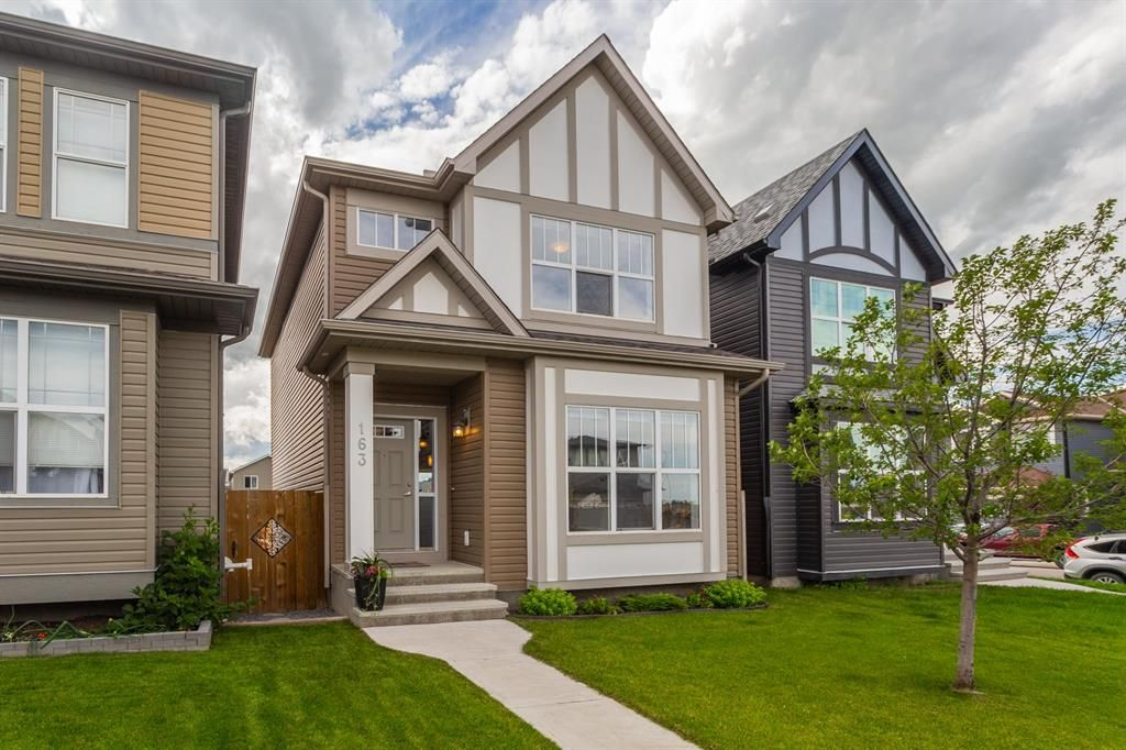 Main Photo: 163 EVANSBOROUGH Crescent NW in Calgary: Evanston Detached for sale : MLS®# A1012239