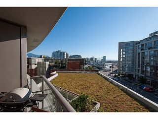 "Photo 6: 509 445 W 2ND Avenue in Vancouver: False Creek Condo for sale in ""Maynards Block"" (Vancouver West)  : MLS®# V1083992"