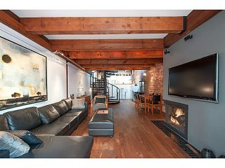 """Photo 1: 7-12 550 BEATTY Street in Vancouver: Downtown VW Condo for sale in """"550 Beatty"""" (Vancouver West)  : MLS®# V1105963"""