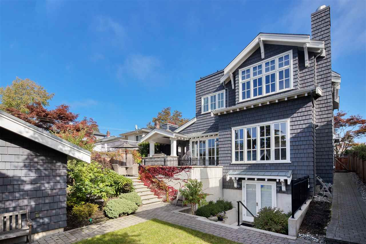 Photo 39: Photos: 7457 LABURNUM Street in Vancouver: S.W. Marine House for sale (Vancouver West)  : MLS®# R2507518