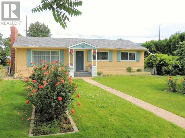 Main Photo: 425 DOUGLAS AVE in Penticton: House for sale