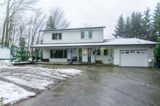 Photo 1: 3216 SADDLE Street in Abbotsford: Abbotsford East House for sale : MLS®# R2229163