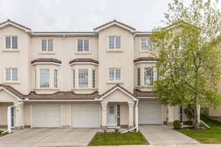 Photo 1: 81 Hamptons Link NW in Calgary: Hamptons Row/Townhouse for sale : MLS®# A1112657