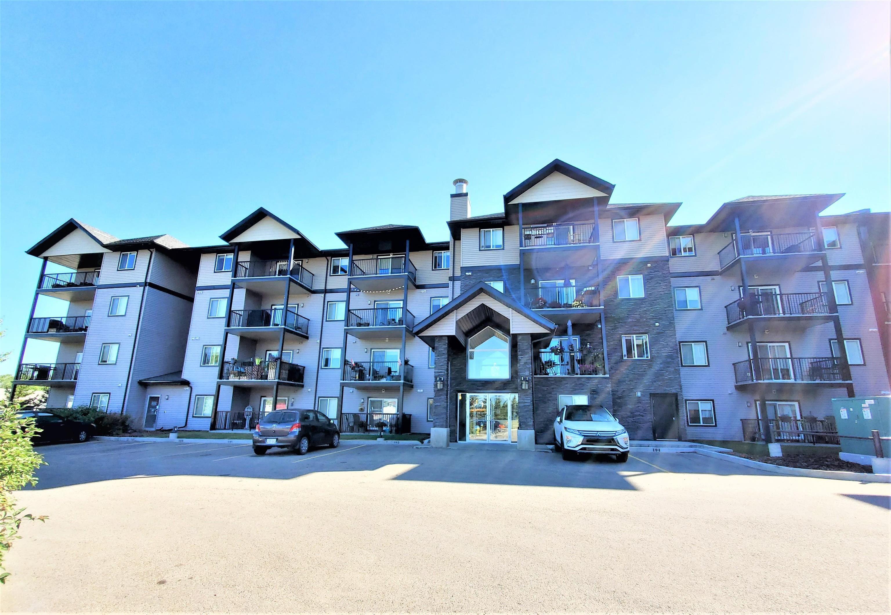 Main Photo: 423 14808 125 Street in Edmonton: Zone 27 Condo for sale : MLS®# E4261921