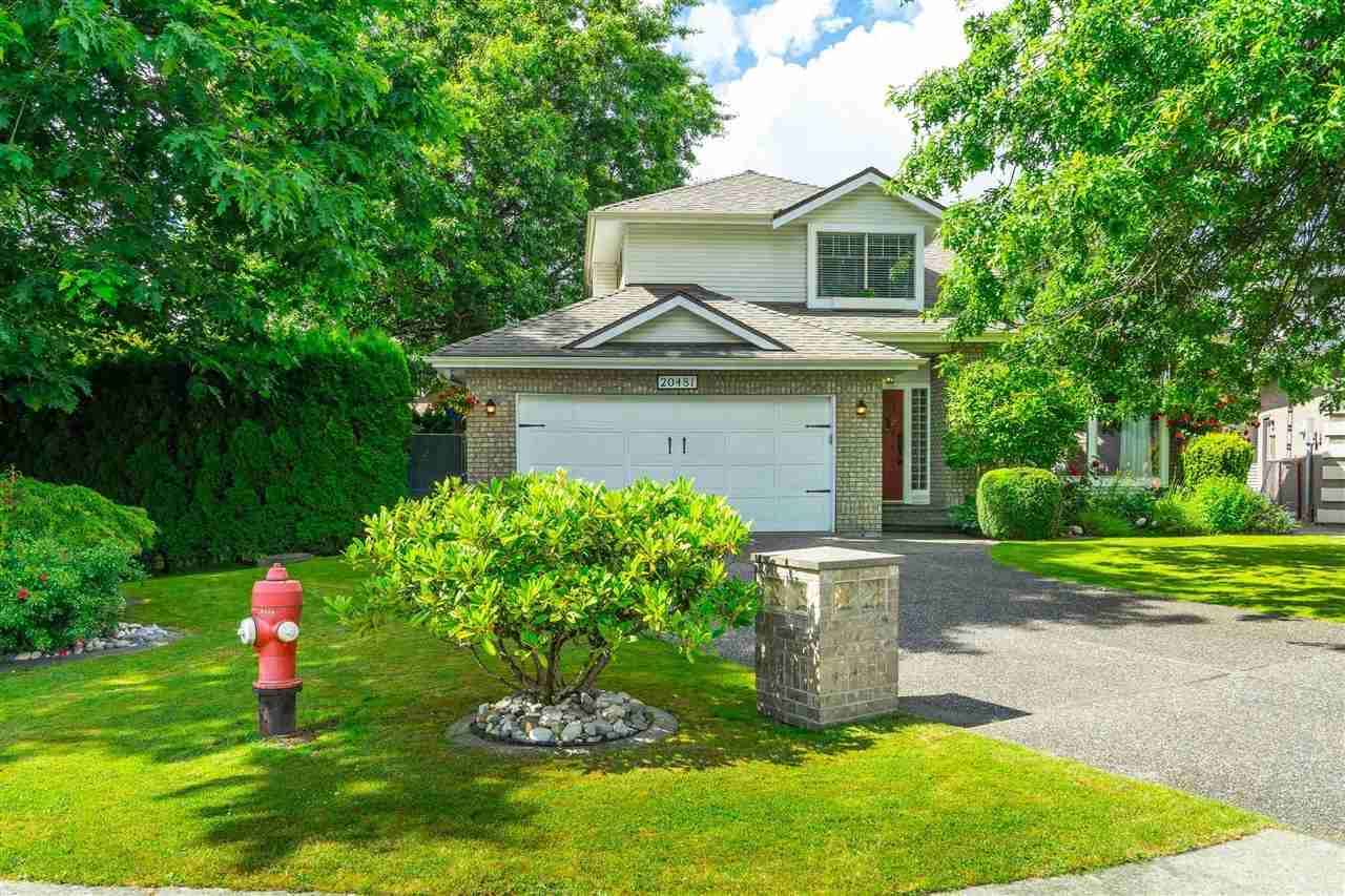 """Main Photo: 20481 97A Avenue in Langley: Walnut Grove House for sale in """"Derby Hills"""" : MLS®# R2592504"""