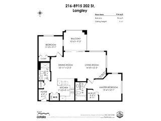 "Photo 26: 216 8915 202 Street in Langley: Walnut Grove Condo for sale in ""Hawthorne"" : MLS®# R2573295"