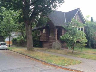 Photo 1: 2704 W 14TH Avenue in Vancouver: Kitsilano House for sale (Vancouver West)  : MLS®# V1139321