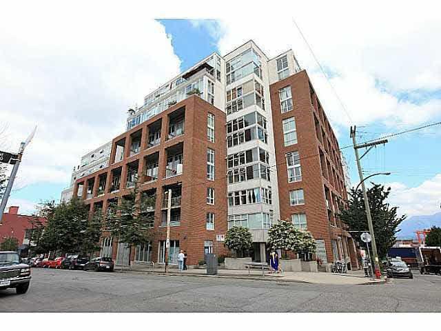 Main Photo: 816 289 ALEXANDER STREET in : Strathcona Condo for sale : MLS®# V1016868
