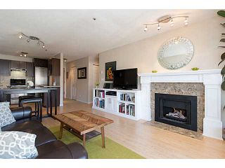 """Photo 7: 306 833 W 16TH Avenue in Vancouver: Fairview VW Condo for sale in """"The Emerald"""" (Vancouver West)  : MLS®# V1063181"""