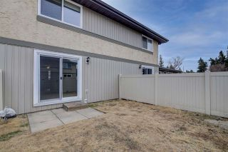 Photo 27: 121 8930-99 Avenue: Fort Saskatchewan Townhouse for sale : MLS®# E4236779