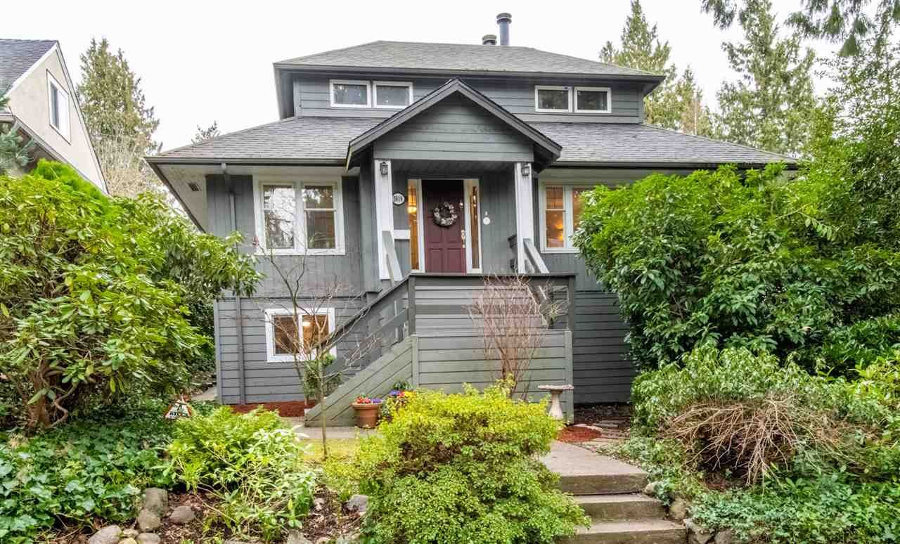 Main Photo: 5818 ALMA STREET in Vancouver: Southlands House for sale (Vancouver West)  : MLS®# R2440412