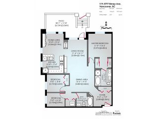 """Photo 20: 119 5777 BIRNEY Avenue in Vancouver: University VW Condo for sale in """"PATHWAYS"""" (Vancouver West)  : MLS®# V1136428"""
