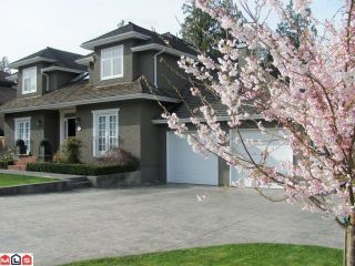 "Photo 1: 16467 89TH Avenue in Surrey: Fleetwood Tynehead House for sale in ""Fleetwood Estates"" : MLS®# F1111630"