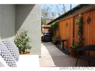 Photo 19: NORTH PARK Townhouse for sale : 2 bedrooms : 3967 Utah St #1 in San Diego