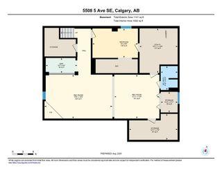 Photo 46: 5508 5 Avenue SE in Calgary: Penbrooke Meadows Detached for sale : MLS®# A1023147