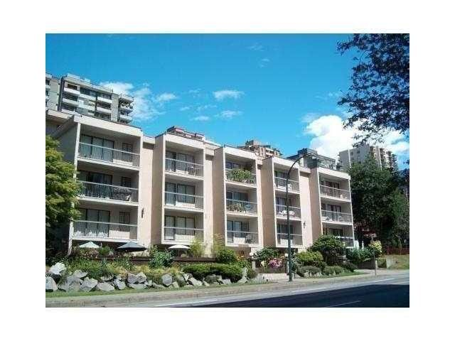 "Main Photo: 309 1215 PACIFIC Street in Vancouver: West End VW Condo for sale in ""PACIFIC PLACE"" (Vancouver West)  : MLS®# V974531"