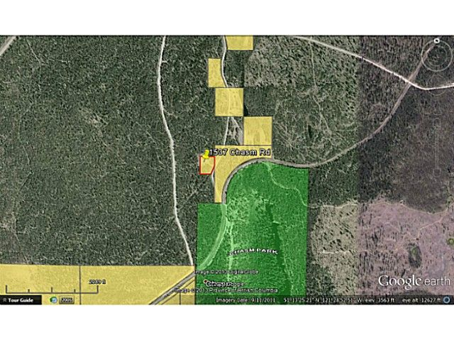 Photo 2: Photos: 1537 CHASM Road: 70 Mile House Land for sale (100 Mile House (Zone 10))  : MLS®# N232330