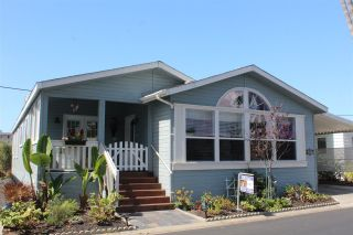 Photo 1: CARLSBAD WEST Manufactured Home for sale : 3 bedrooms : 7225 San Luis #177 in Carlsbad