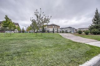 Photo 39: 129 Windstone Park SW: Airdrie Row/Townhouse for sale : MLS®# A1137155