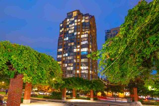 """Photo 1: 1905 1188 RICHARDS Street in Vancouver: Yaletown Condo for sale in """"PARK PLAZA"""" (Vancouver West)  : MLS®# R2508576"""