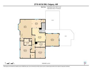 Photo 33: 2719 40 Street SW in Calgary: Glendale Detached for sale : MLS®# A1128228