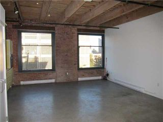 "Photo 6: 410 55 E CORDOVA Street in Vancouver: Downtown VE Condo for sale in ""KORET LOFTS"" (Vancouver East)  : MLS®# V1087198"