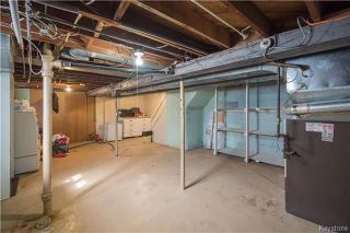 Photo 15: 891 Ashburn Street in Winnipeg: West End Residential for sale (5C)  : MLS®# 1807691