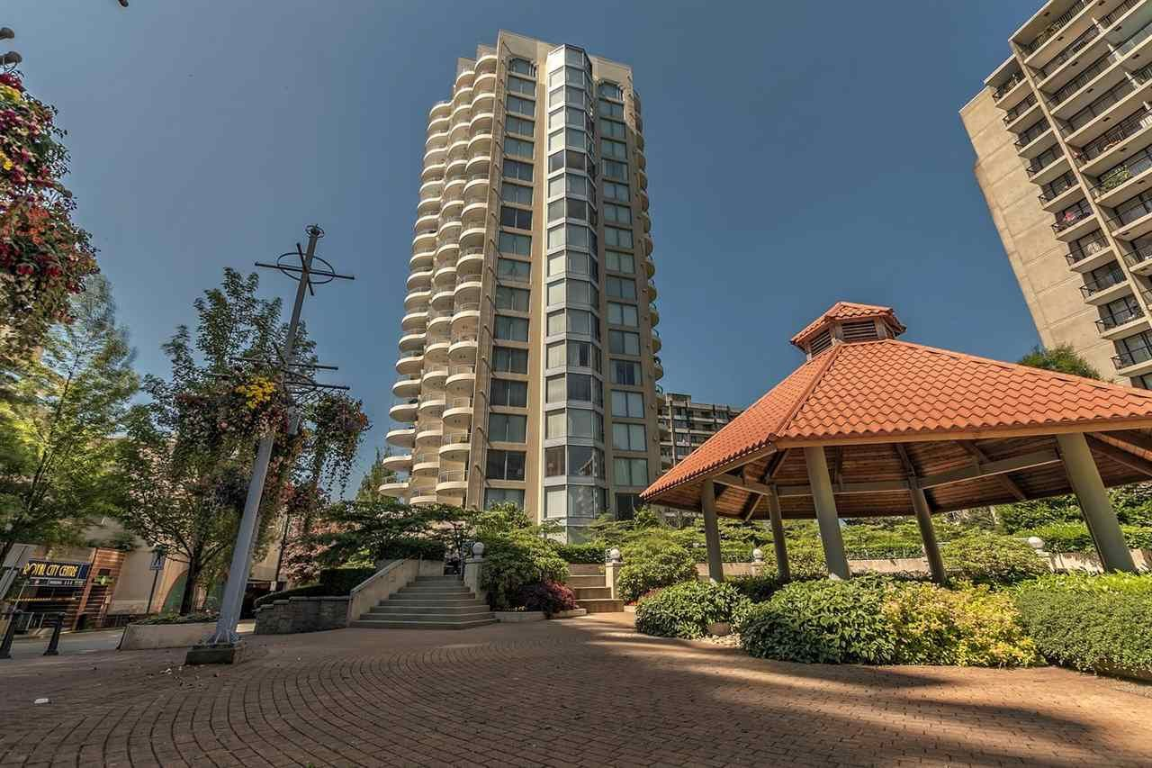 """Main Photo: 1203 739 PRINCESS Street in New Westminster: Uptown NW Condo for sale in """"Berkley"""" : MLS®# R2185415"""