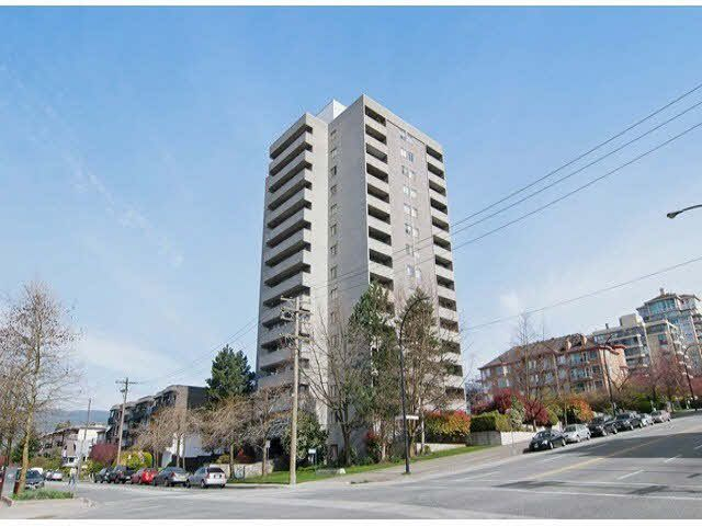Main Photo: 1002 110 W 4TH Street in North Vancouver: Lower Lonsdale Condo for sale : MLS®# V1140913