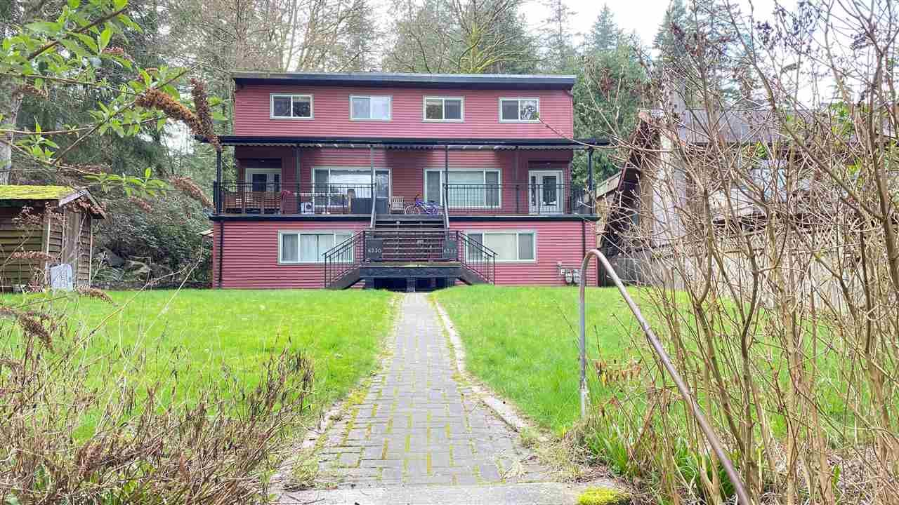 Main Photo: 6330 ARGYLE Avenue in West Vancouver: Horseshoe Bay WV House for sale : MLS®# R2565614