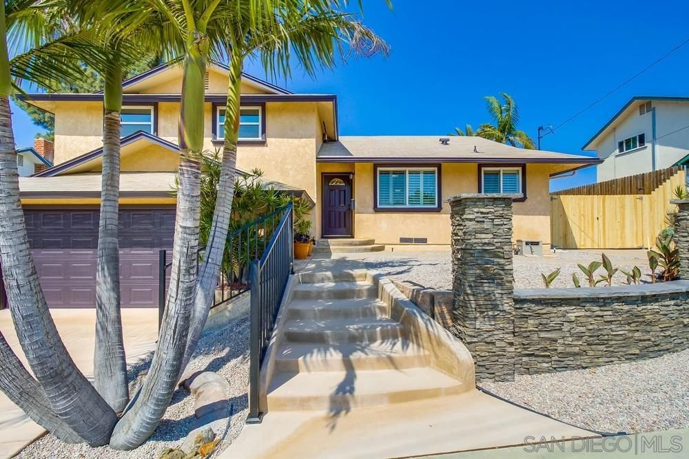 Main Photo: SAN CARLOS House for sale : 4 bedrooms : 7151 Regner Rd in San Diego