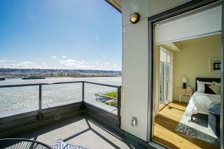 """Photo 25: 301 250 COLUMBIA Street in New Westminster: Downtown NW Townhouse for sale in """"BROOKLYN VIEWS"""" : MLS®# R2591460"""