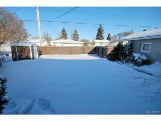 Photo 18: 741 Prince Rupert Avenue in WINNIPEG: East Kildonan Residential for sale (North East Winnipeg)  : MLS®# 1500262