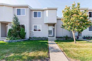 Photo 1: 4 3221 119 Street in Edmonton: Zone 16 Townhouse for sale : MLS®# E4254079