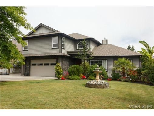 Main Photo: 2516 Twin View Pl in VICTORIA: CS Tanner House for sale (Central Saanich)  : MLS®# 735578